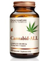 Doctor Life, Cannabid - ALL, 60 kaps