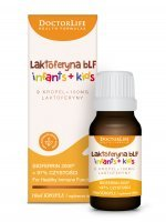 DoctorLife Laktoferyna bLF Infants+Kids, 22 porcje