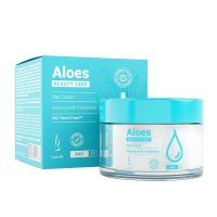 DuoLife, Beauty Care Aloes Day Cream, 50 ml