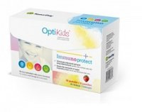 NaturDay, OptiKids Immunoprotect, 32 pastylki do ssania