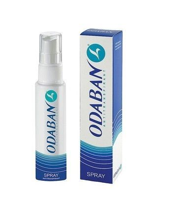 ODABAN Antyperspirant  spray 30 ml
