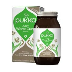PUKKA  JUICY WHEAT GRASS PROSZEK, 110G