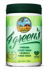 THIS IS BIO 4 GREENS 100% ORGANIC